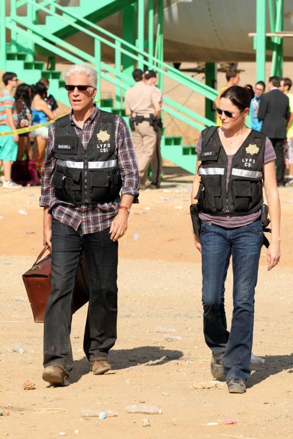 Crime Scene Approach