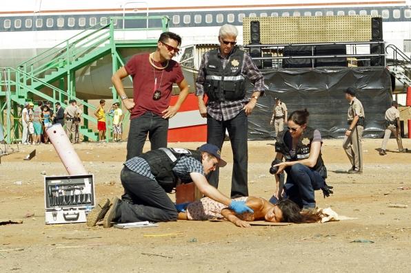 "CSI: Crime Scene Investigation - ""Wild Flowers"""