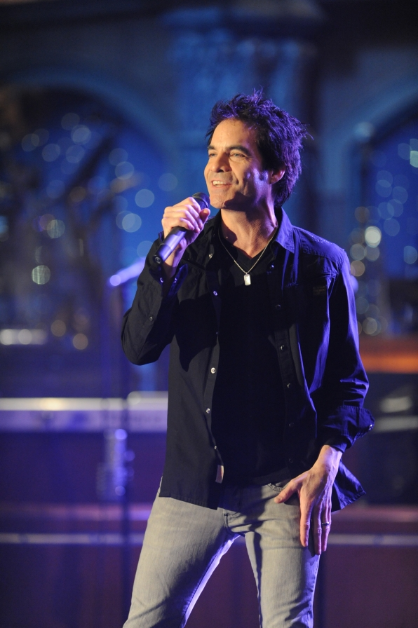 Train's Frontman Pat Monahan