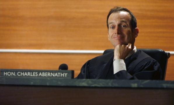Judge Charles Abernathy