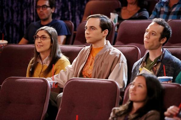 Chivalrous Sheldon