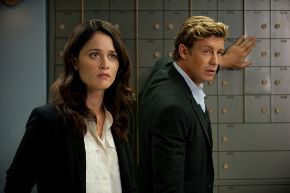 "The Mentalist - ""Not One Red Cent"""