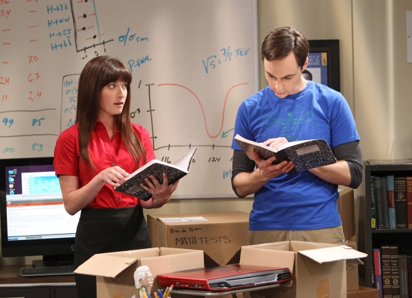 "The Big Bang Theory - ""The Higgs Boson Observation"""
