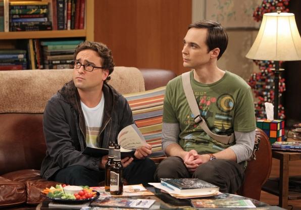 Leonard & Sheldon