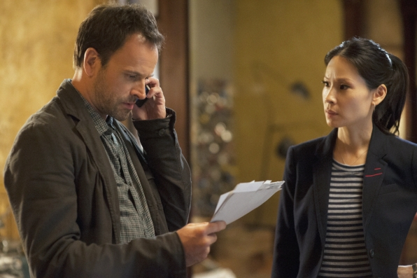 'Elementary' Is OK, But No Place Like Holmes