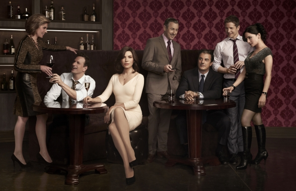 The People's Choice Awards - Favorite Network TV Drama: The Good Wife