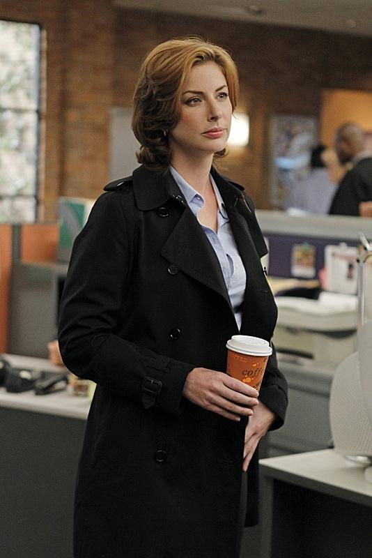Abigail Borin (Diane Neal)
