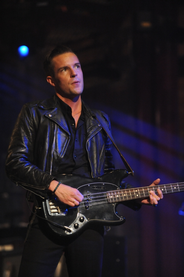 The Killers Perform Live on Letterman