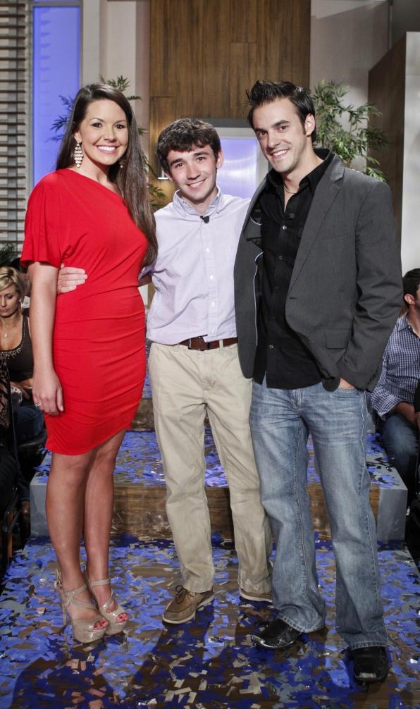 Ian, Danielle and Dan