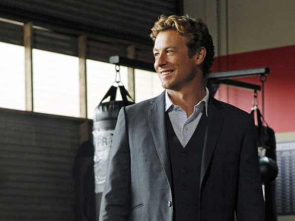 13. Patrick Jane - The Mentalist