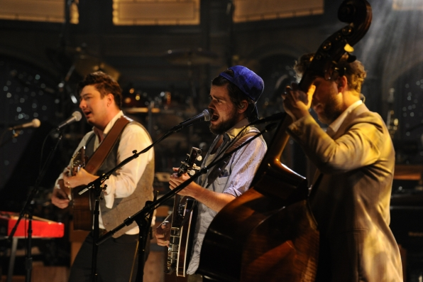 Mumford & Sons Band Members