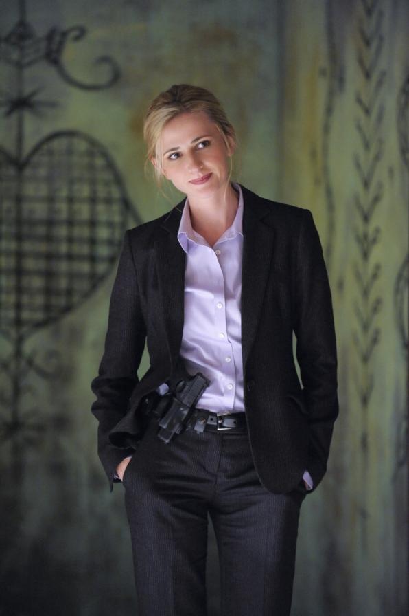 Detective Kate Lansing