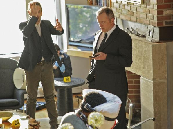 Sherlock and Gregson Investigate