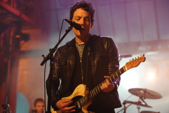 Jakob Dylan Live on Letterman