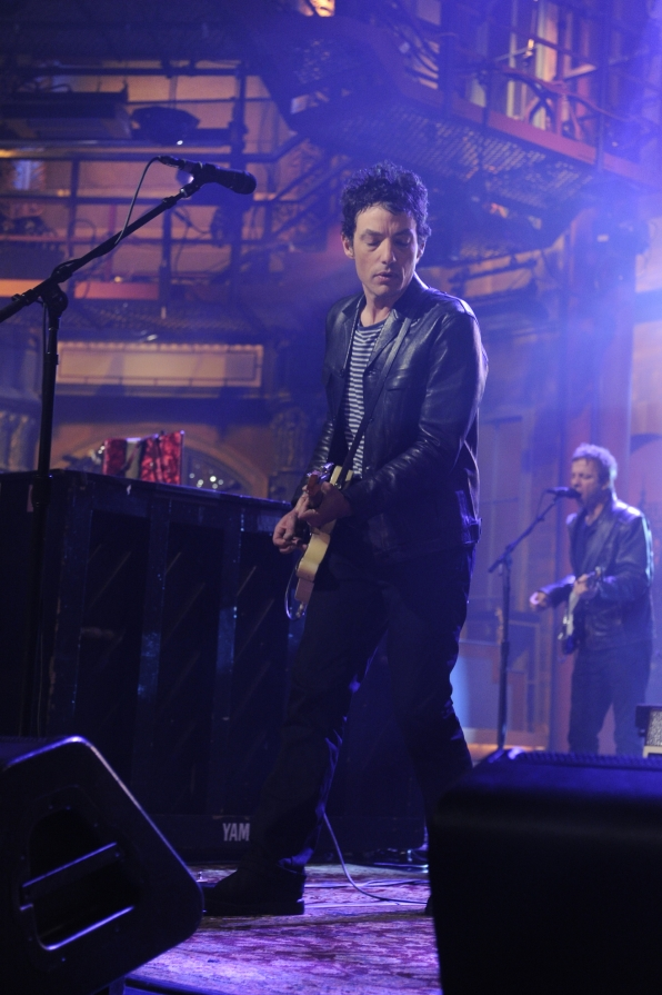 The Wallflowers at the Ed Sullivan Theater
