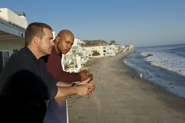CBS' NCIS: Los Angeles Renewed for 2013-2014 Season