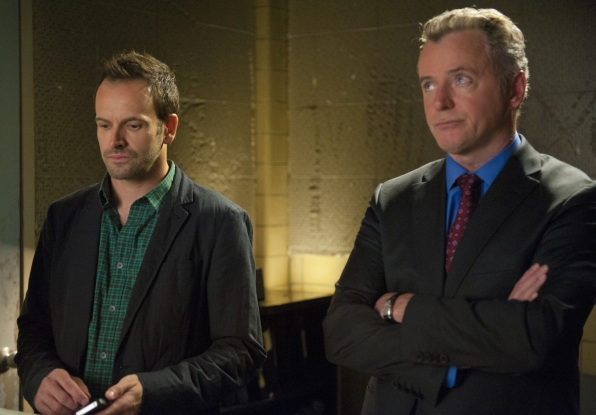 Sherlock and Gregson