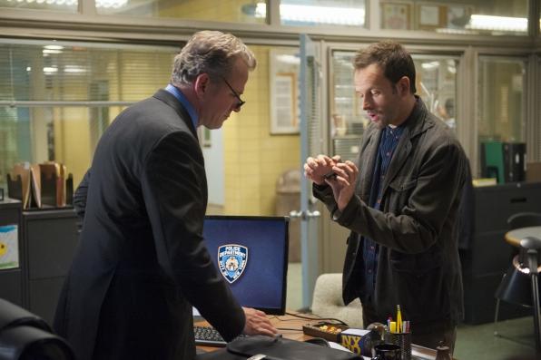Gregson and Sherlock Investigate