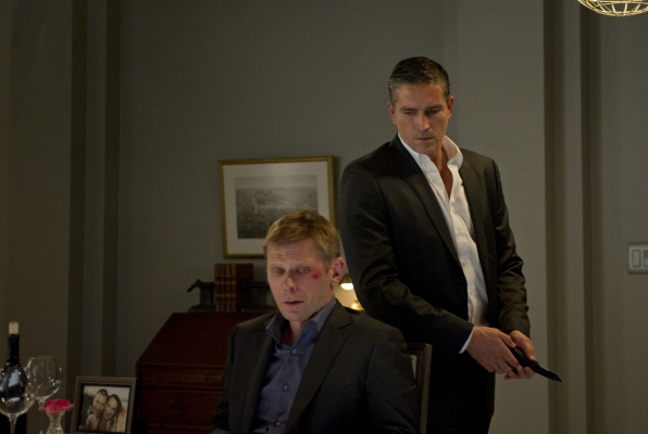 Reese Deals with His Latest Person of Interest