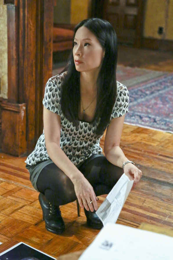 Joan investigates the murder of a college professor