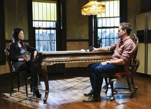 Sherlock Speaks with Watson