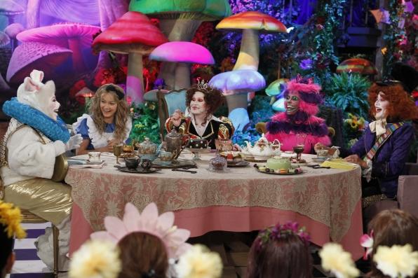 Fun in Wonderland