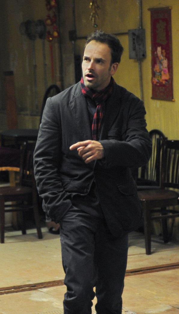 Sherlock on the Scene