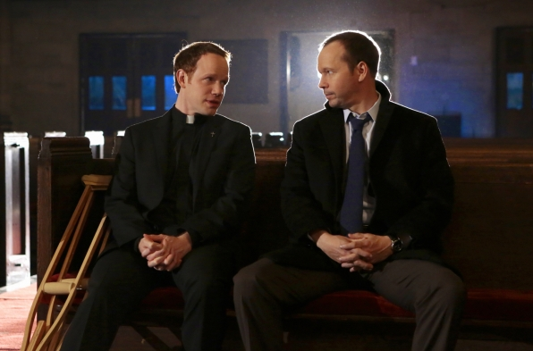 Danny Meets with Father Quinn