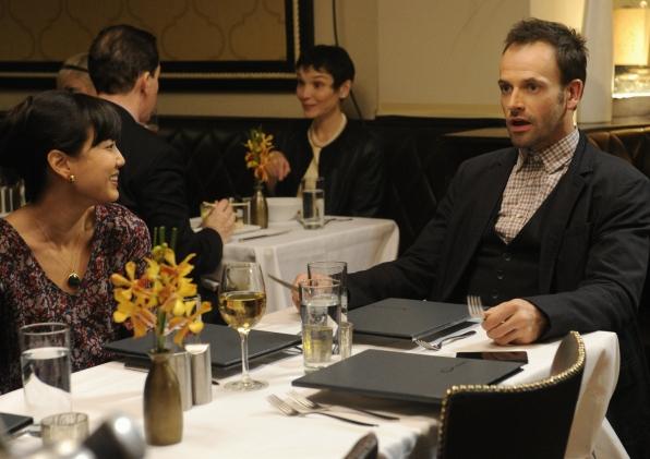 Sherlock Has Dinner with Watson's Family