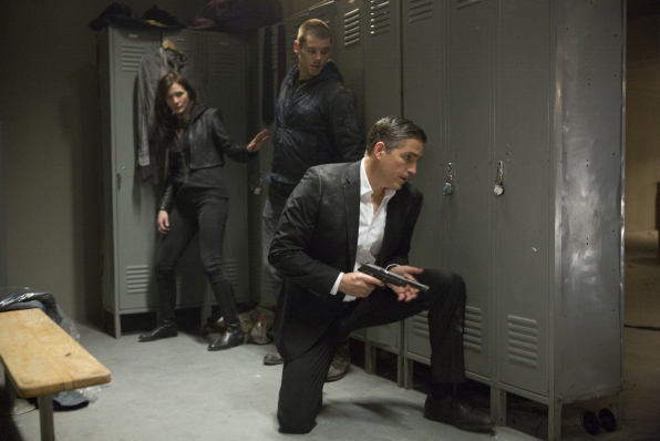 Reese Protects His Latest POI