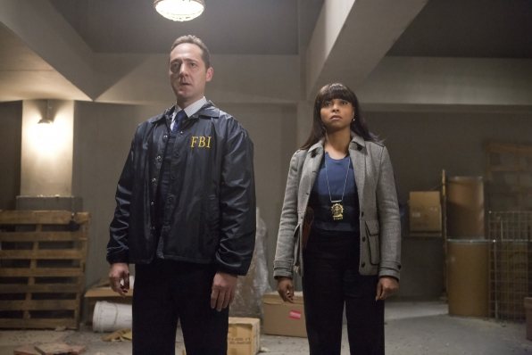 Special Agent Donnelly Enlists Detective Carter's Help