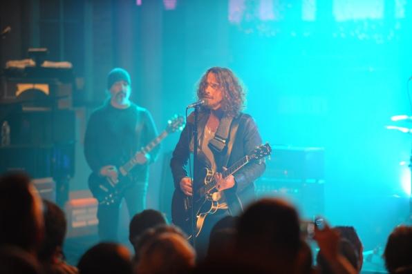 Soundgarden Performs