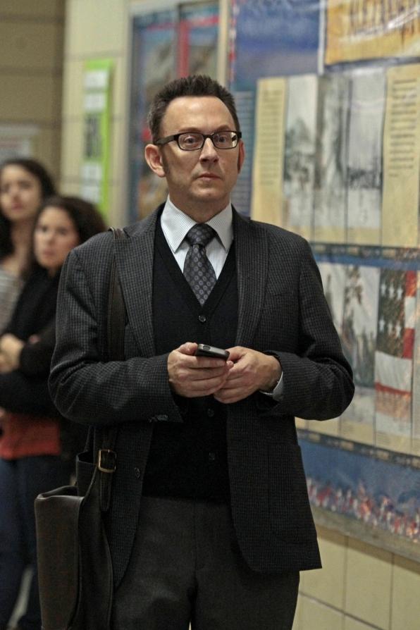 Finch Poses as a Substitute Teacher