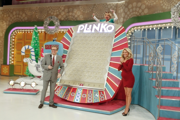 Playing Plinko For $50,000