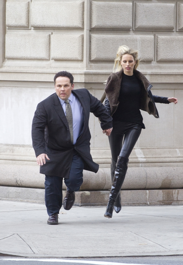 Fusco Rushes to Save the Team's Latest POI
