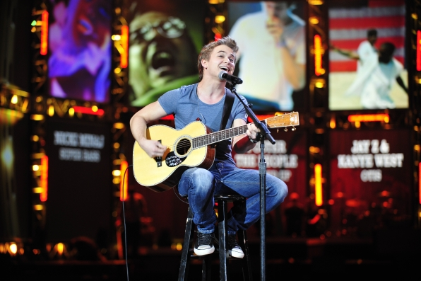 Hunter Hayes Will Perform At 3rd Annual ACM Fan Jam