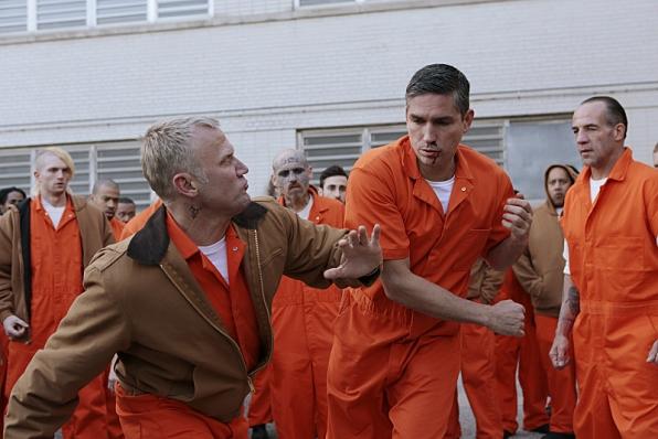 """18. He even looks good in an orange """"suit"""""""