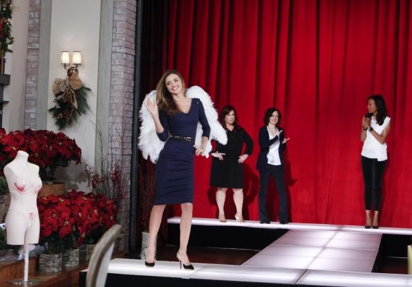 Miranda as Angel!