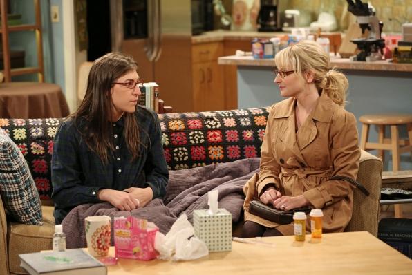 Amy & Bernadette
