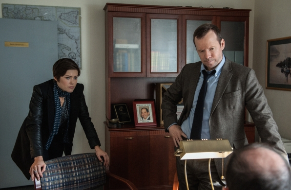 Danny Works with Detective Candice McElroy on a Case