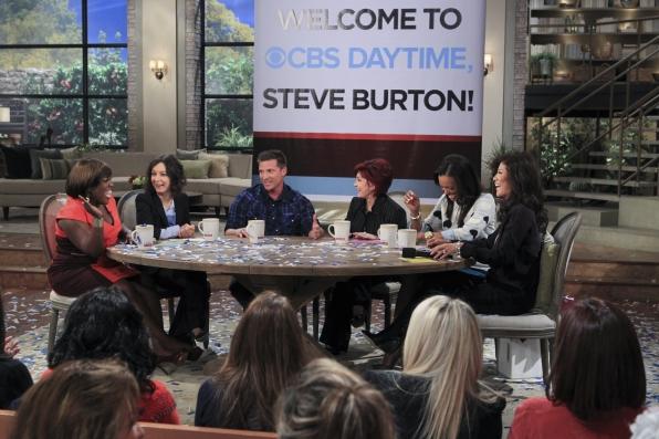 Steve Burton on Y&R!