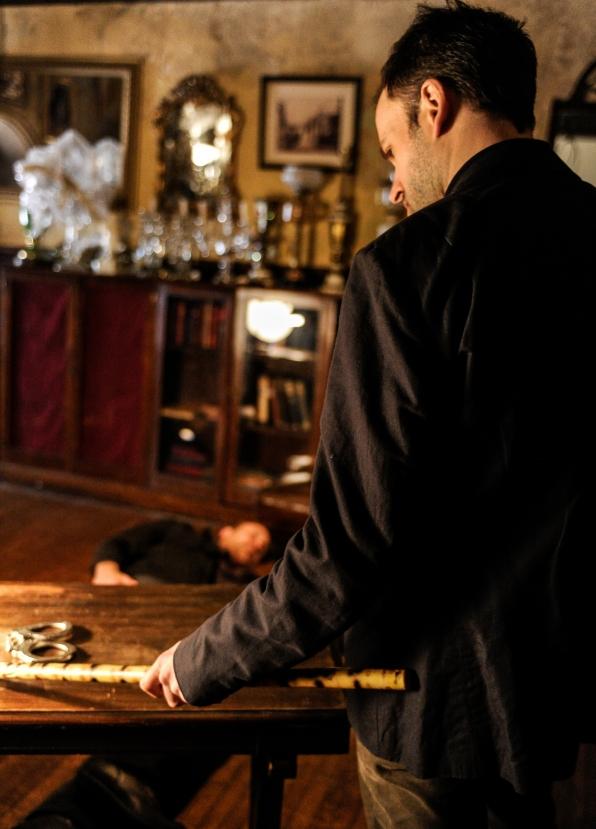 Sherlock Investigates