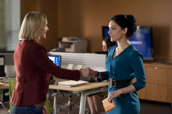 Kalinda and Robyn