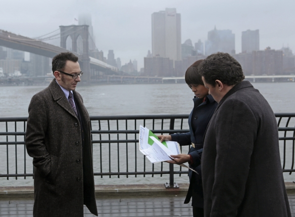 Finch, Carter and Fusco Devise a Plan to Save Reese