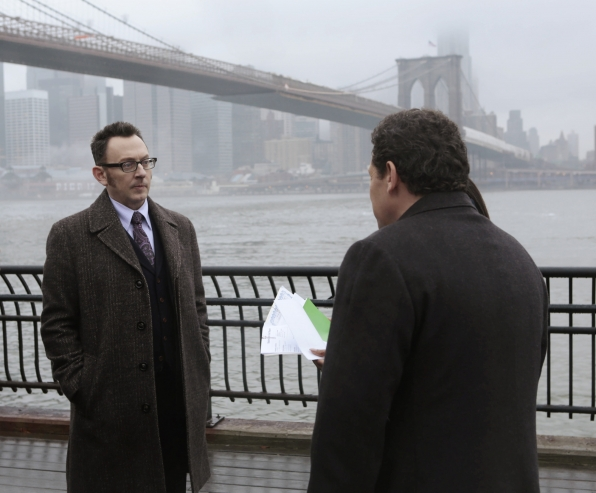 Fusco Speaks with Finch