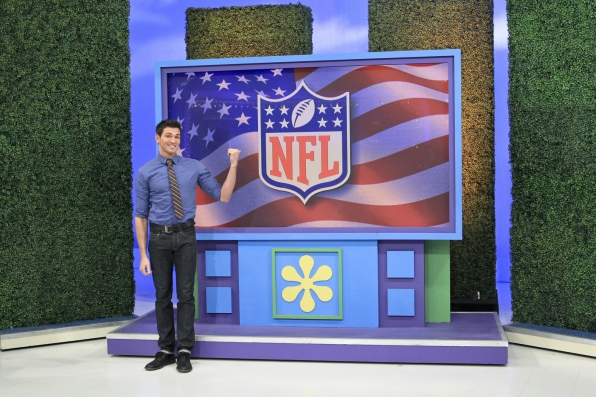NFL Sponsored Prizes