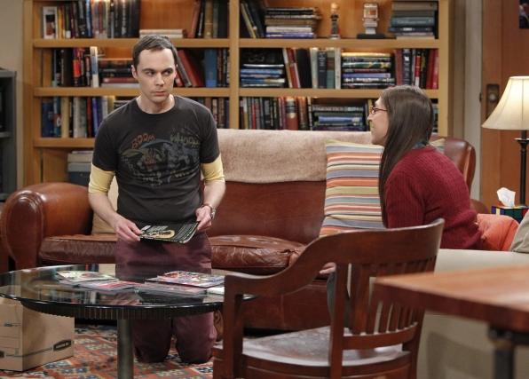 Sheldon & Amy