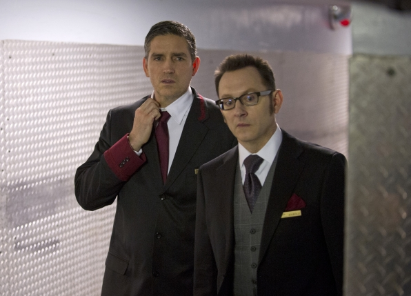Reese and Finch return next season!