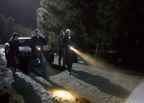 "In the Dark in ""Detour"" on Episode 16 of Season 10"