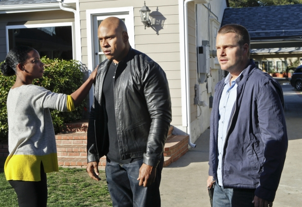 """Calming Presence  in """"Wanted"""", Episode 17 of Season 4"""